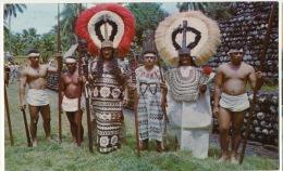 Costume Apparat Du Roi Cachet Centre De Detente Arue  Foyer De Cowan - Tahiti