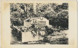 Real Photo Vailima Mont Vaea Tomb Of Robert Louis Stevenson Born In Edimburg - Samoa