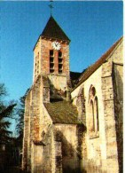 La Houssaye En Brie - Seine Et Marne - L'Eglise - France