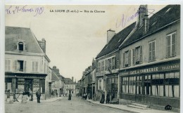 28 - LA LOUPE - Rue De Chartres - La Loupe