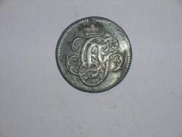 Trier 2 Pfennig  17-- (724) - [ 1] …-1871 : Estados Alemanes