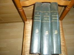 """154 Numéros Du Journal """"LE MIROIR"""" Relié En 3 Volumes, Année 14 A 17 - 1914-18"""