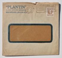 De PLANTIN - Meubles D´imprimerie, Etc - à BRUXELLES (BOURSE) - 1927 - Printing & Stationeries