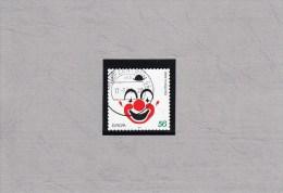 BRD Michel Katalog Nr. 2272  Europa: Zirkus - Lachender Clown - Gebraucht