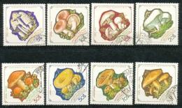 MONGOLEI - Mi.Nr.   345  -  352 -    Gestempelt - Mongolei