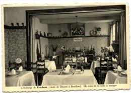 L'Auberge De Feschaux (route De Dinant à Bouillon) - Un Coin De La Salle à Manger - Beauraing