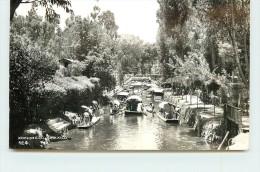 MEXICO  - Xochimilco (carte Photo ). - Mexique