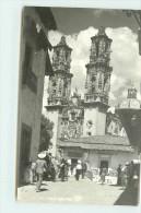 MEXICO  TAXO GRO (carte Photo ). - Mexique