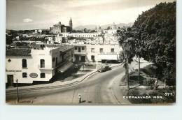 CUERNAVACA MOR (carte Photo ). - Mexique