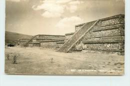 LA CIUDADELA TEOTIHAOAN MEX (carte Photo ). - Mexique