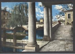 7425-PORTOGRUARO(VENEZIA)-PONTE DEI MULINI SUL LEMENE-FG - Venezia