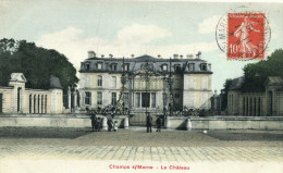 CHAMPS SUR MARNE - Le Château - Other Municipalities