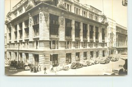 MEXICO -  Edificio Ferrocarriles Nationales (carte Photo). - Mexique