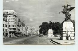 MEXICO - Avenue Juarez (carte Photo). - Mexique