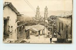 TAXCO  - Calle De Taxco (carte Photo). - Mexique