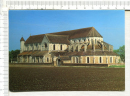 PONTIGNY  -  Eglise  Abbatiale Du XIIè S.  - Vue Du Sud Est - Pontigny