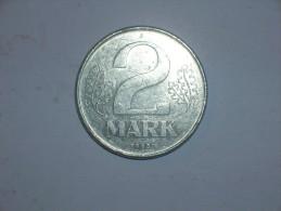 RDA 2 Marcos 1980 (742) - 2 Marcos