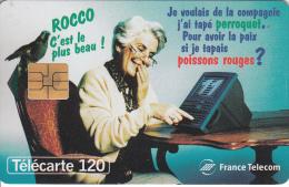 TELECARTE 120 UNITES / FRANCE TELECOM - LE MINITEL - France