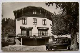 26 ST SAINT MARTIN EN VERCORS   HOTEL DES VOYAGEURS - Altri Comuni
