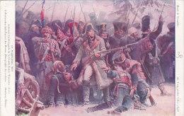 Le Maréchal Ney Soutenant L'arrière-garde De La Grande-Armée(Napoléon) - Personen