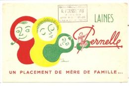 Buvard - Laines PERMELLE - Textile & Vestimentaire