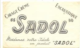 BUVARD -   Sadol Cirage Creme - Chaussures