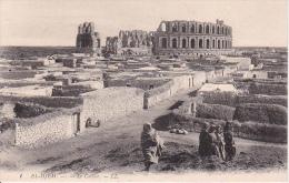 CPA El-Djem - Le Colisée (4481) - Tunesien