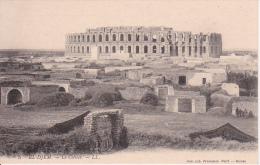 CPA El-Djem - Le Colisée (4482) - Tunesien
