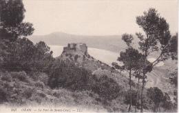 CPA Oran - Le Fort De Santa-Cruz (4483) - Oran