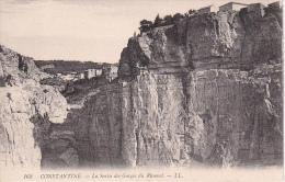 CPA Constantine - La Sortie Des Gorges Du Rhumel (4484) - Konstantinopel