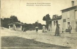 54  Bicqueley  -  Route De Pierre  La  Treiche - Otros Municipios