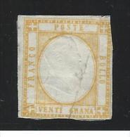 Province         Yvert      16        *           Ongebruikt  /  Mint  /  Ungebraucht  /  Neuf  * - 1861-78 Vittorio Emanuele II
