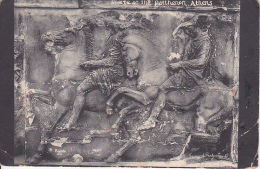 CPA Athens - Frieze Of The Parthenon (4492) - Griechenland