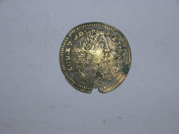 Jeton Real. Lud XV DG F./ A.Hoger R.Pfenig (5310) - Monarquía / Nobleza