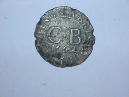 Bristol Farthing Token 1662 (5316) - 1662-1816 : Acuñaciones Antiguas Fin XVII° - Inicio XIX° S.
