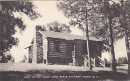 Camp Office Camp Long State 4-H Camp Aiken South Carolina Artvue - Aiken