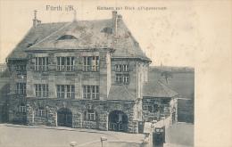 Fürth I/B.  Eichamt Mit Blick A/Poppenreuth, # 140,  - Von Georg Krehn - Fuerth