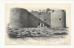 Cp, 13, Marseille, Le Château D'If, L'Entrée - Château D'If, Frioul, Islands...