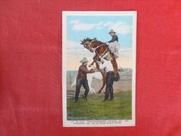 Frontier Roundup Cheyenne Wyo & Pendleton Ore   Ref  1326 - Postcards
