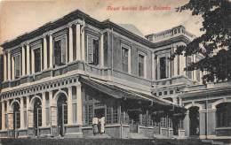 Sri Lanka  Ceylon  Colombo     Mount Lavinia Hotel - Hotels & Restaurants