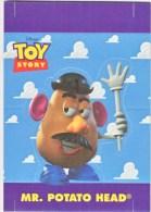 DISNEY  TOY  STORY   POP OUT CARD     1995  HASBRO, INC. - Disney
