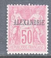 ALEXANDRIA  12 A    *  TYPE I - Alexandria (1899-1931)