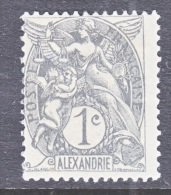 ALEXANDRIA  16   * - Alexandria (1899-1931)