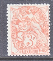 ALEXANDRIA  18    * - Alexandria (1899-1931)