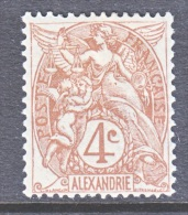 ALEXANDRIA  19    * - Alexandria (1899-1931)