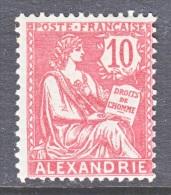 ALEXANDRIA  21   * - Alexandria (1899-1931)