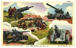 11944    KY Fort Knox  U S Field Artilery - Equipment