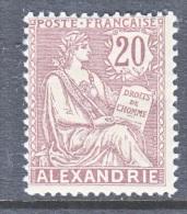 ALEXANDRIA   23    * - Alexandria (1899-1931)