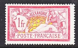 ALEXANDRIA   28    * - Alexandria (1899-1931)