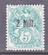 ALEXANDRIA   31    * - Alexandria (1899-1931)